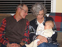 Grandparents are a loving resource; usually their opinions come without malice, just unconditional love for their grandchildren and, of course, their adult children who are raising them.