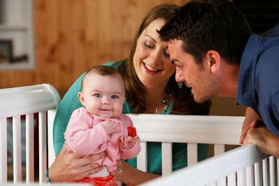 GET New Parents with baby