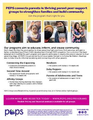 PEPS Programs