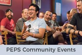 PEPS Community Events