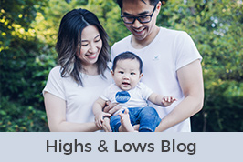 Highs and Lows Blog