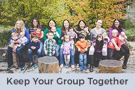 Keep Your Group Together