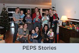 Read PEPS stories