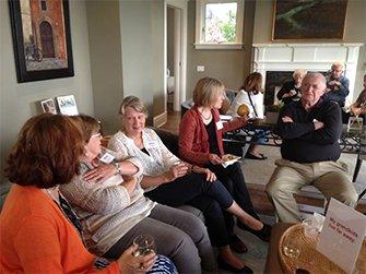Grandparents Happy Hour Event