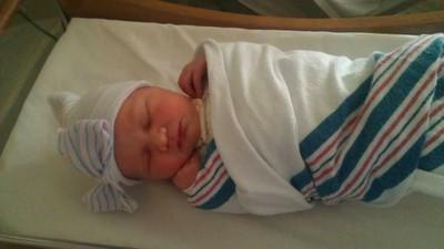 Newborn in Hospital
