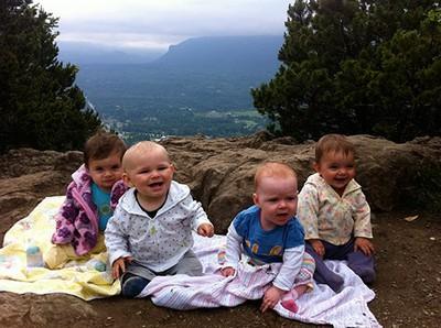 Babies on Mt. Si