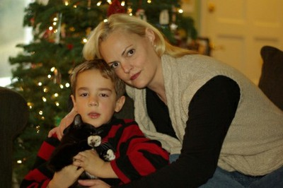 Keri and son