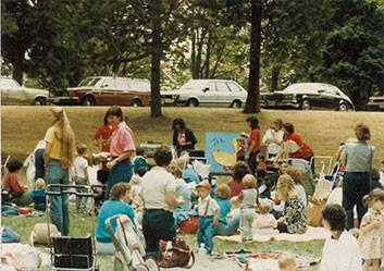 1984 PEPS Groups Woodland Park