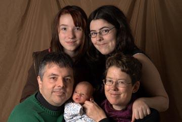 Janelle's Family