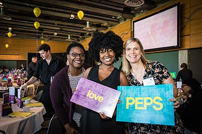 PEPS Luncheon
