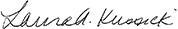 LB Kussick Signature