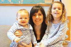Jessica and kids
