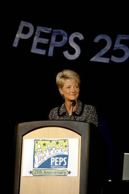PEPS Luncheon 2008