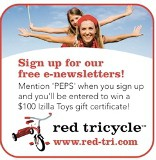 Red Tricycle Logo for ewsletter