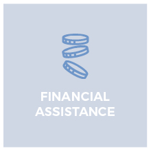 Financial Assistance is available