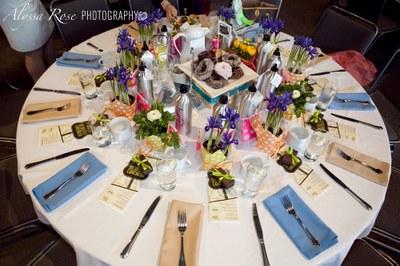 PEPS Luncheon Table 2014