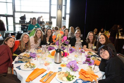 Luncheon Table 2016 - 1