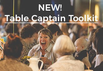 Table Captain Toolkit