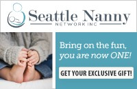 Seattle Nanny Birthday Ad