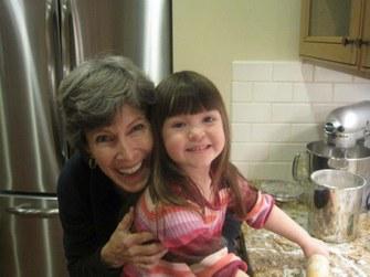 PEPS Grandma with granddaughter