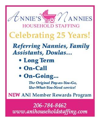 Annies Nannies Ad