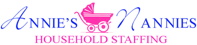 Annies Nannies Household Staffing Logo