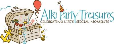 Alki Party Treasures