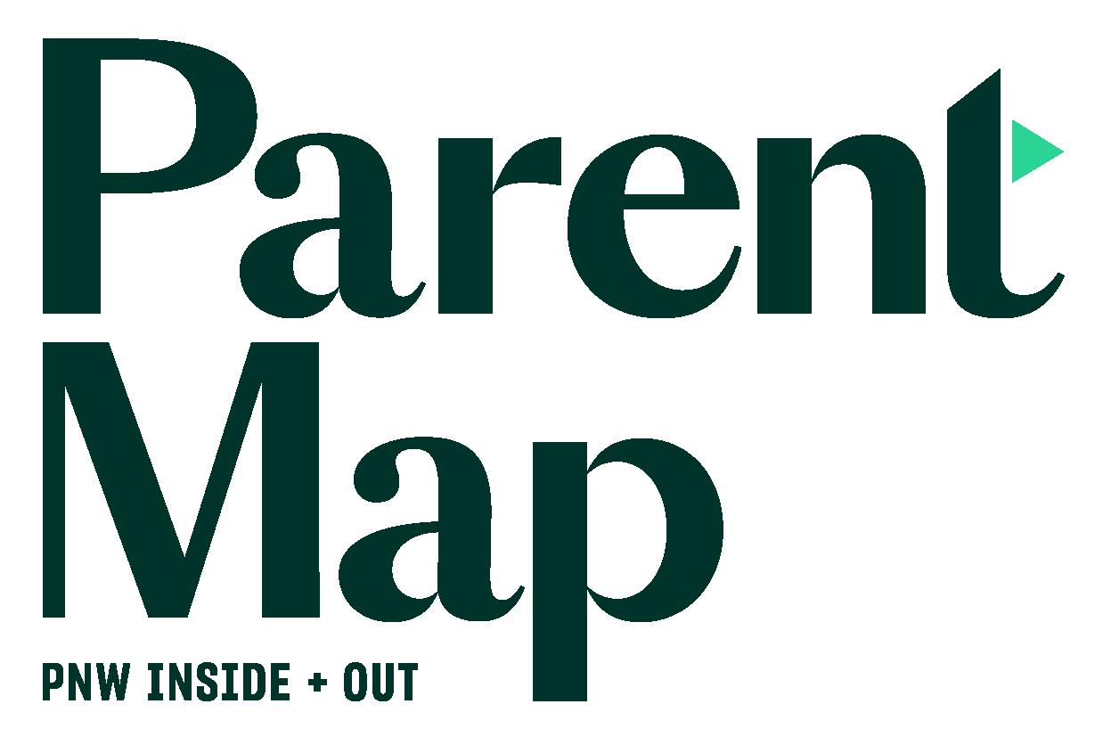 ParentMap Logo New Brown