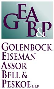 Golenbock logo