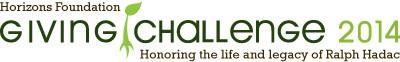 Horizons Foundation Giving Challenge