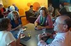 Grandparents Happy Hour