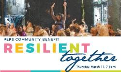 PEPS Community Benefit Event