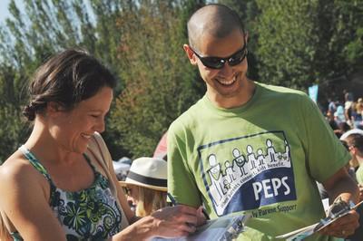 PEPSapalooza Volunteer