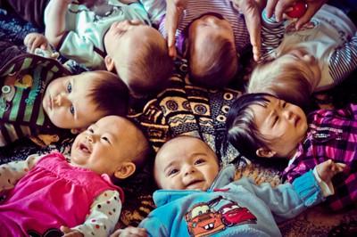 Babies Circle