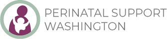Perinatal Support WA. Formally known as Postpartum Support International of Washington