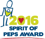 2016 Spirit of PEPS Award